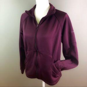 🐇 3/$30 !! Purple Columbia Interchange Jacket